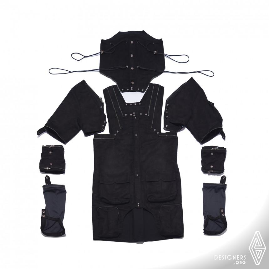 Code Prototype Modular Jacket Image