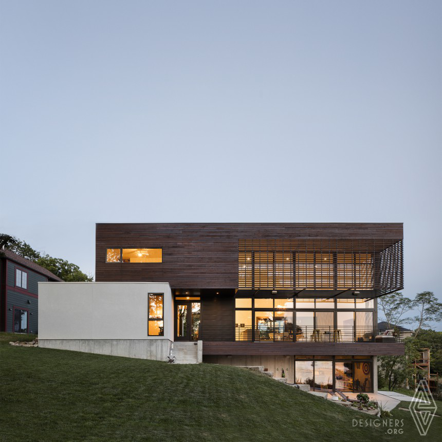 MODERN LODGE Residential House
