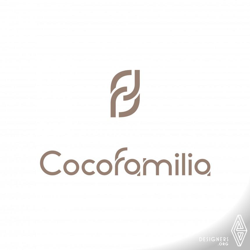 Cocofamilia Logo and VI