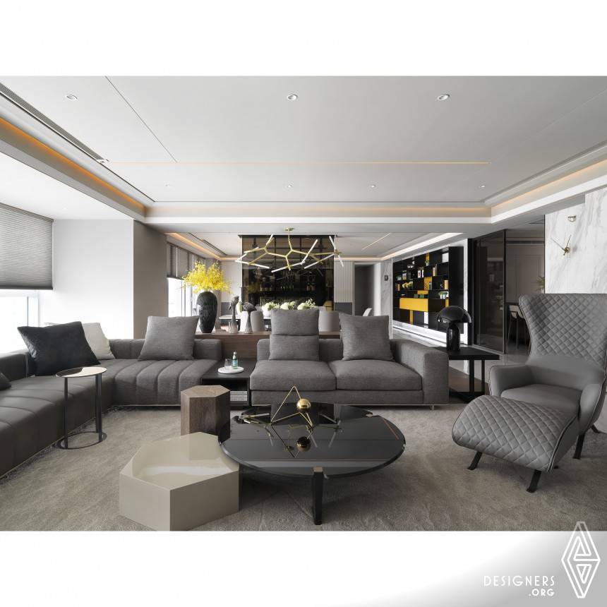 Floating and Balancing Interior Design