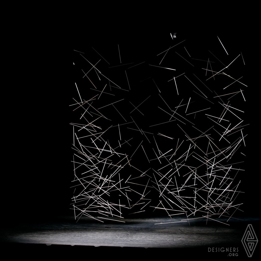 Hand down the Tale of the HEIKE Installation Design Image