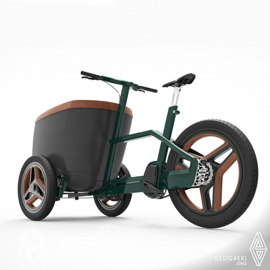 carQon Electric bicycle