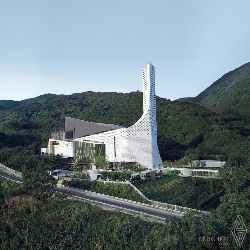 Shenzhen Energy Renovation Waste to Energy Power Plant