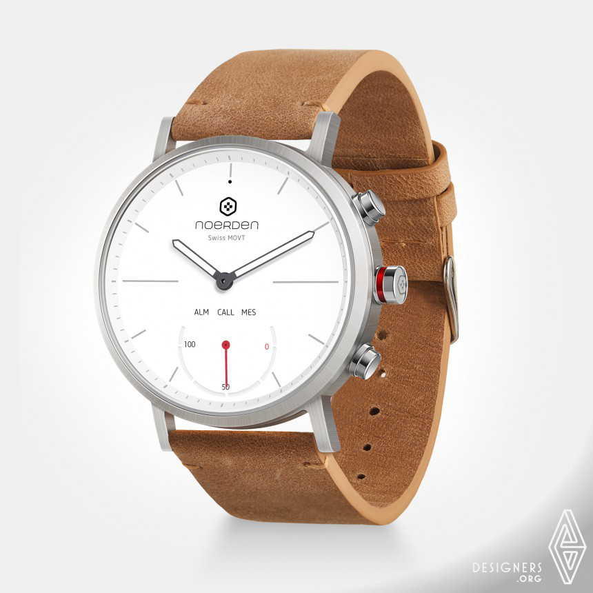 Inspirational Professional Hybrid Smart Watch Design