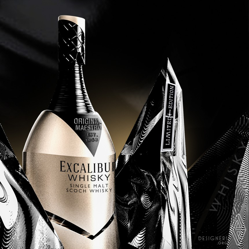 Excalibur Limited Edition Packaging Special limited edition  Image