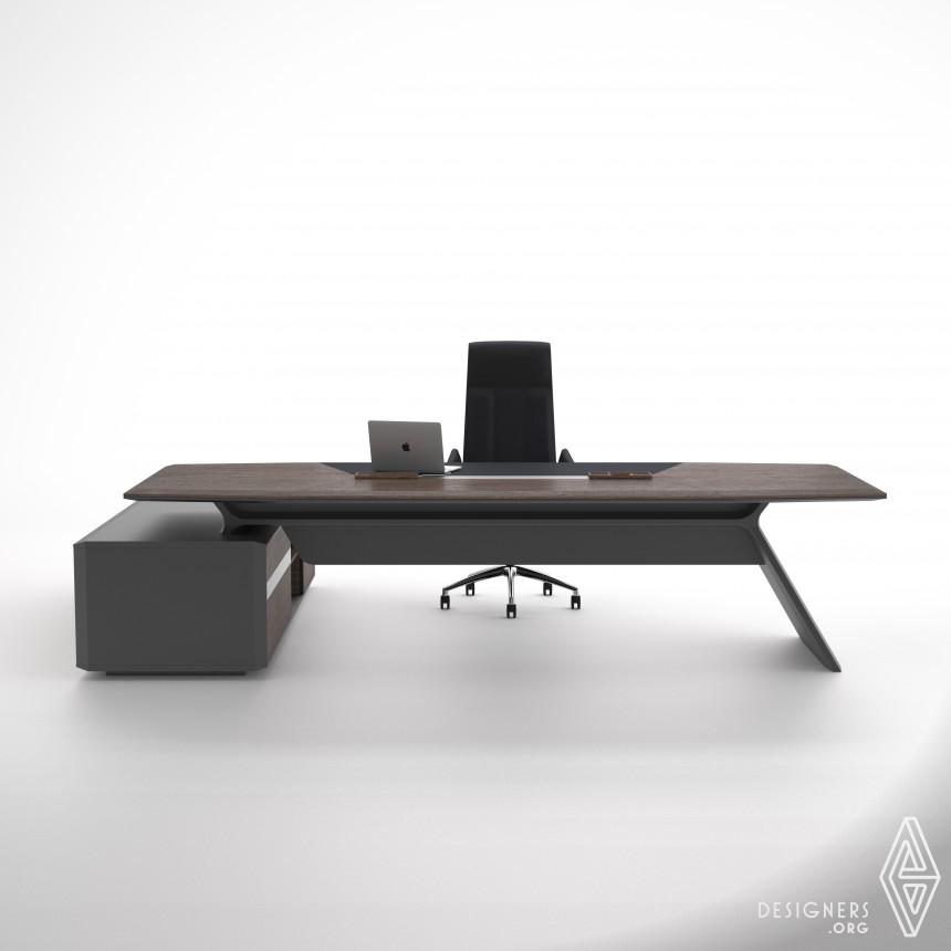 Aulenti Executive office desk