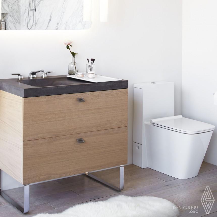 DXV Modulus Bathroom Collection Image