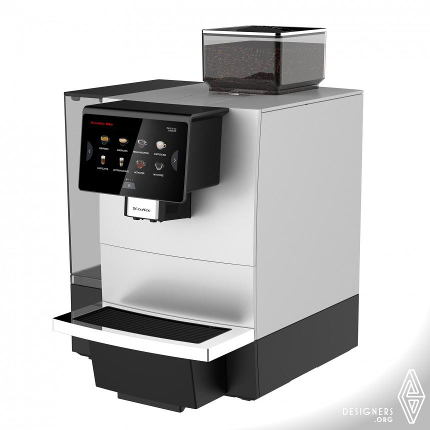 F11 Automatic Coffee Machine Image