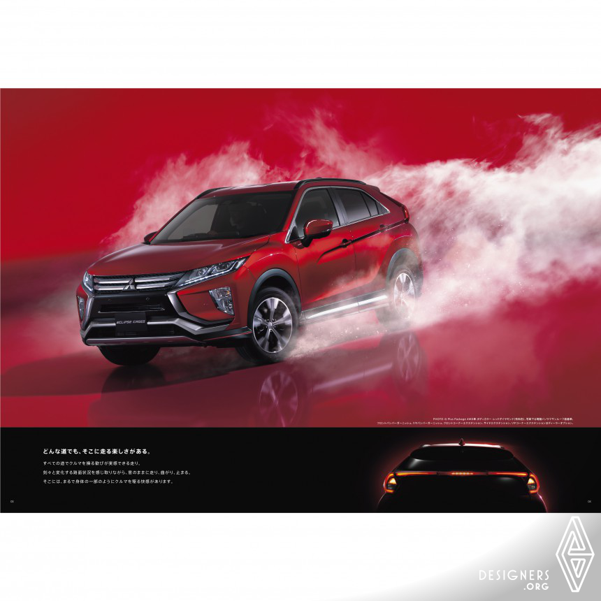 Mitsubishi ECLIPSE CROSS Pamphlet
