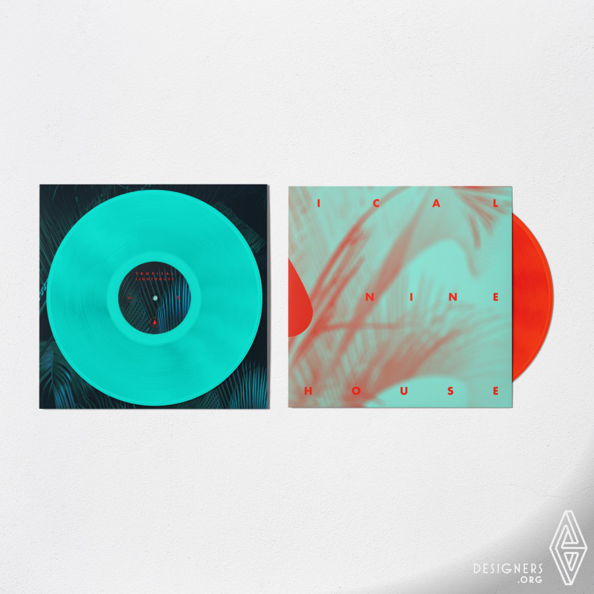 Inspirational Vinyl record Design