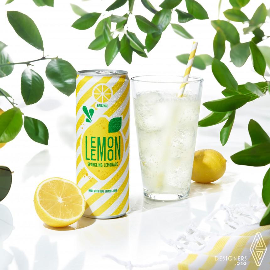 7Up Lemon Lemon Brand Packaging