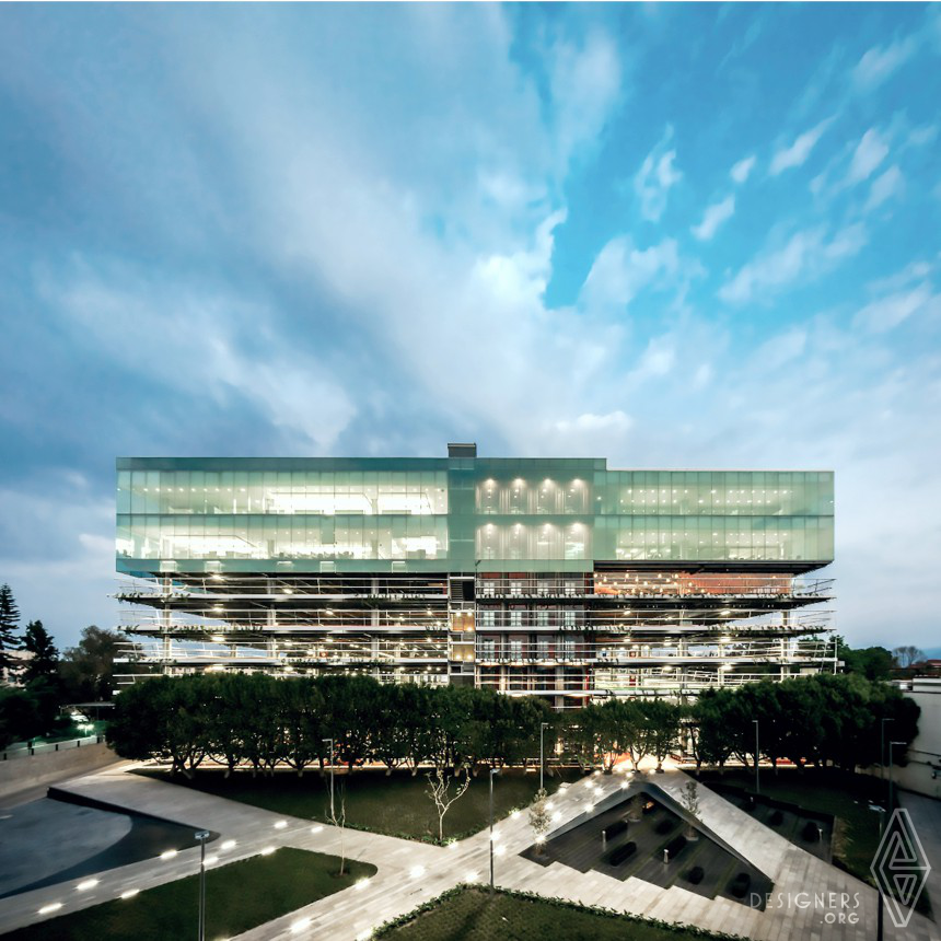 Corporativo Tlalpan Corporate Building