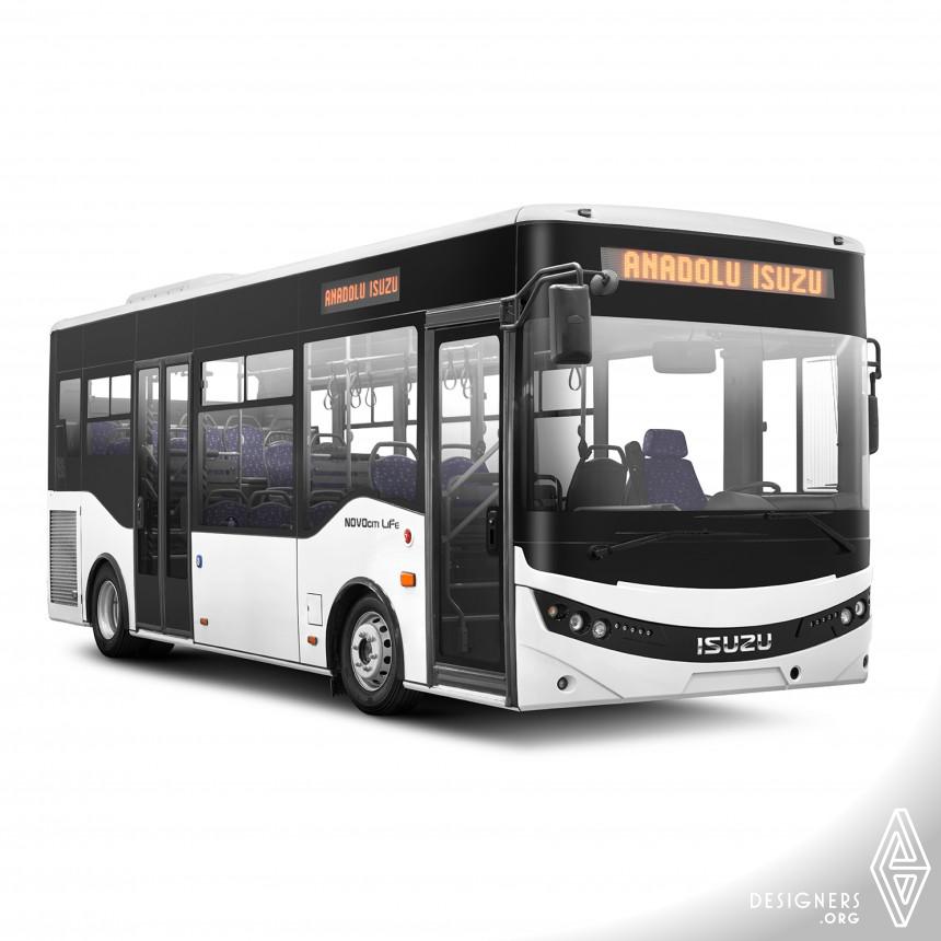 Novociti Life Public Transportation Vehicle