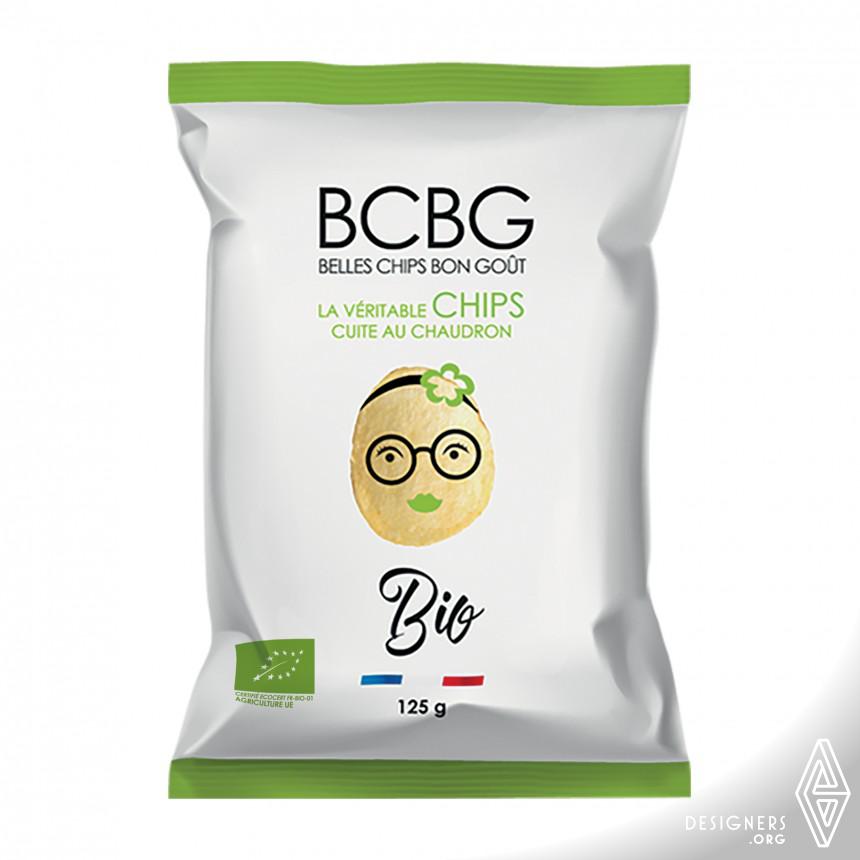 Chips BCBG Food packaging Image