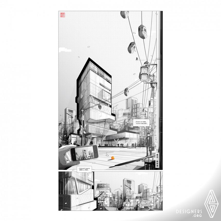 Inspirational Architectural Illustrations Design