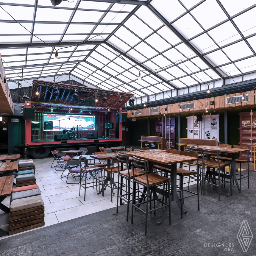 Mtv flyp  Cafe and brewery Image