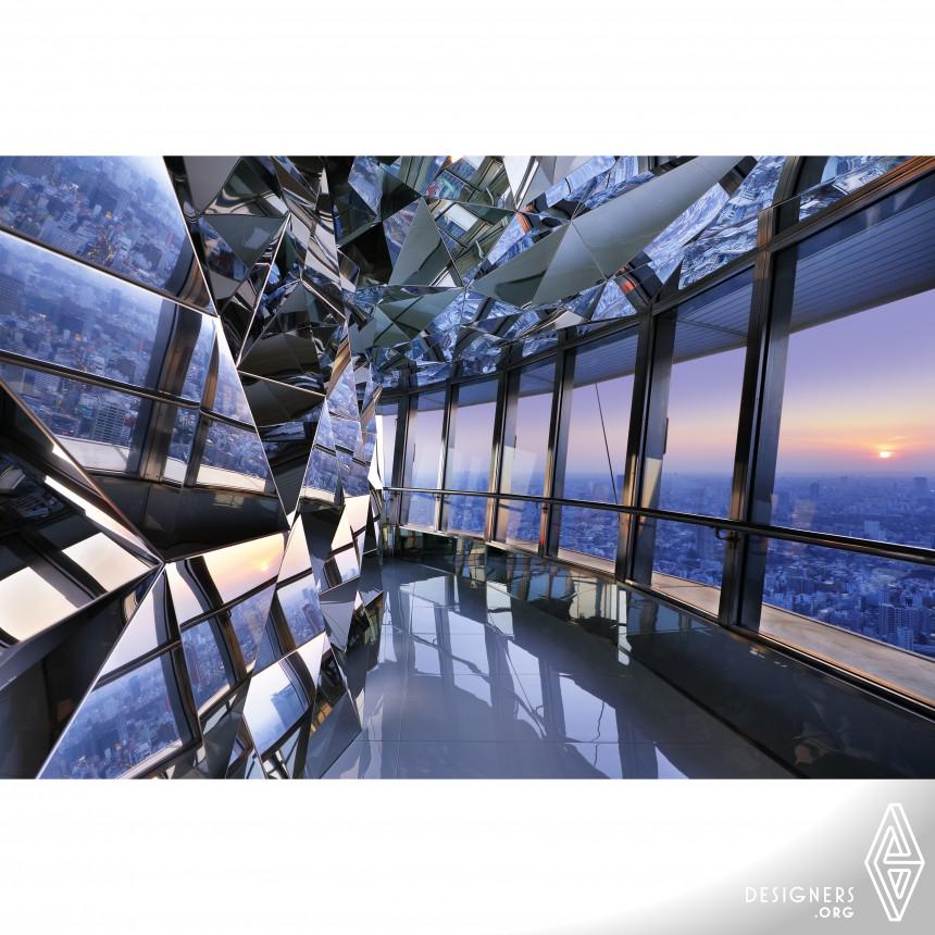 Tokyo Tower Top Deck Observatory