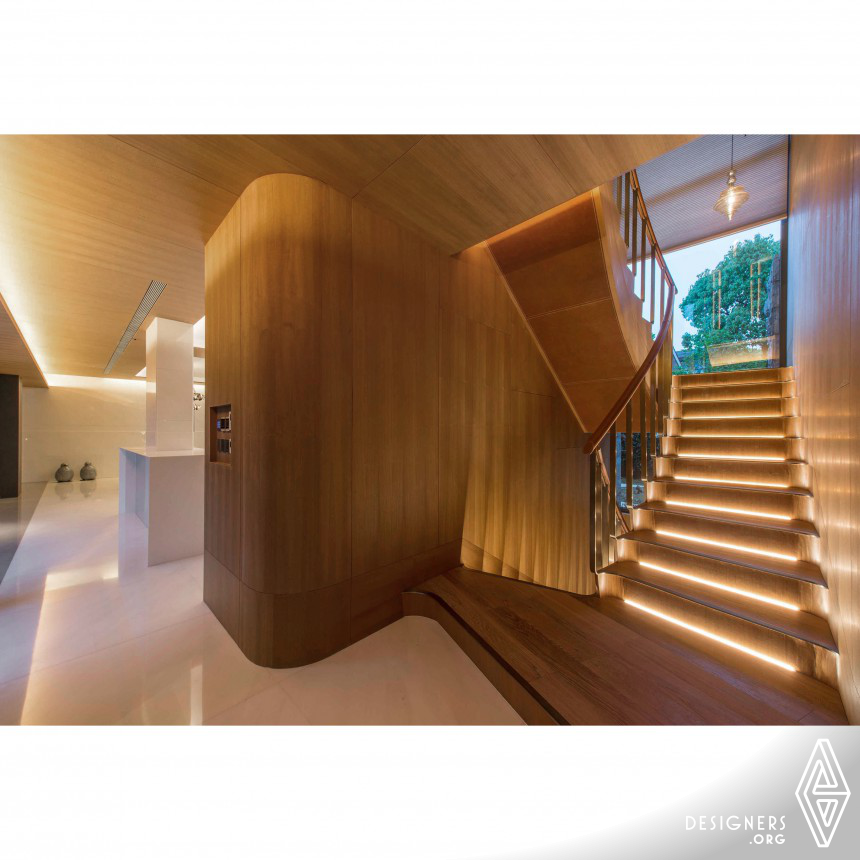 Flow Residential House