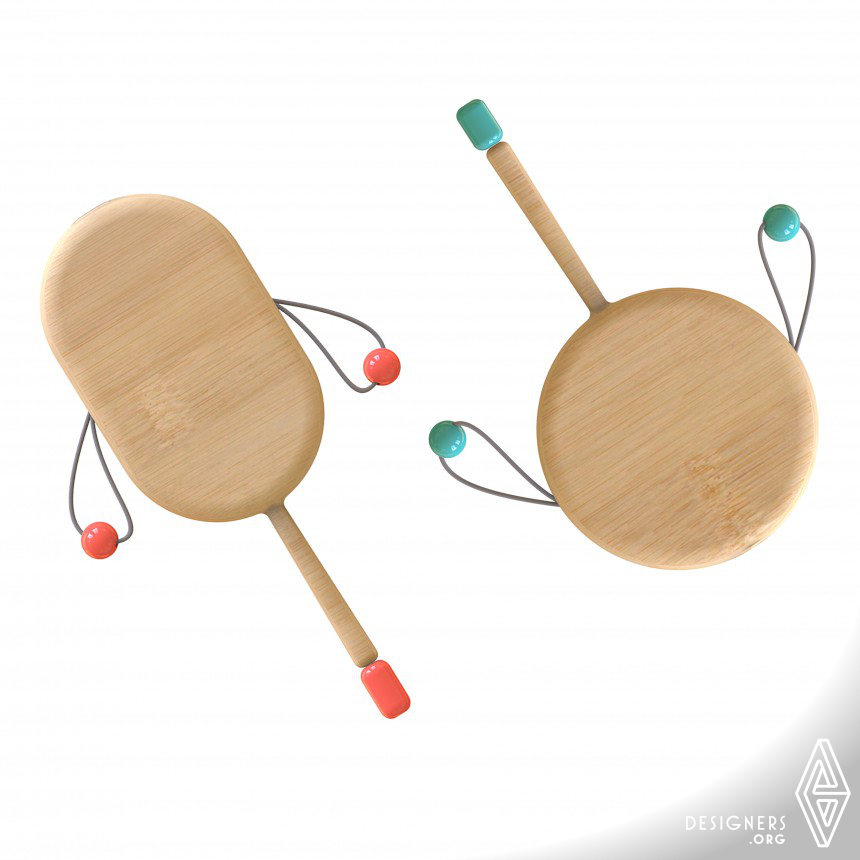Rattle drum Various voiced