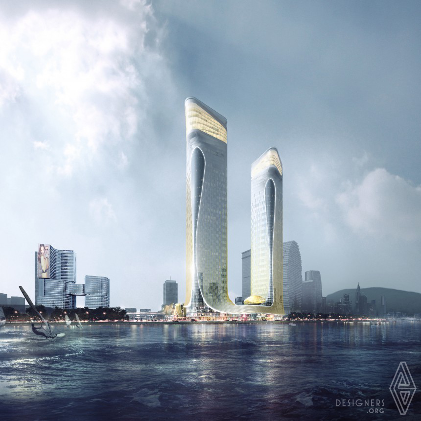 Zhuhai Hengqin Headquarters Complex  Retail, Office and Apartment