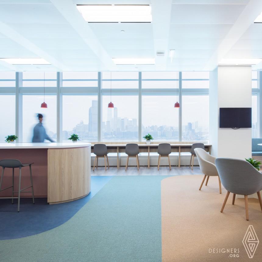 AstraZeneca HK  Workplace Office