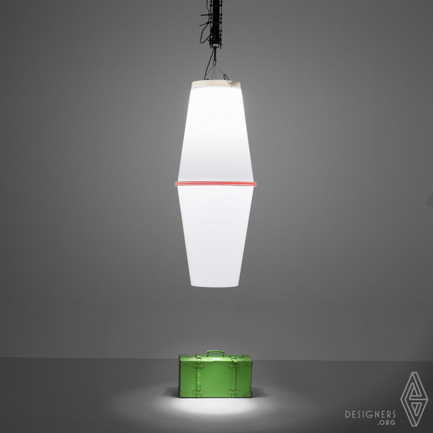 Divide Light fixture