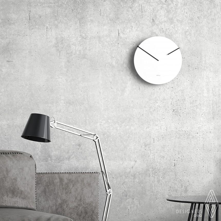 Imnu Wall Clock