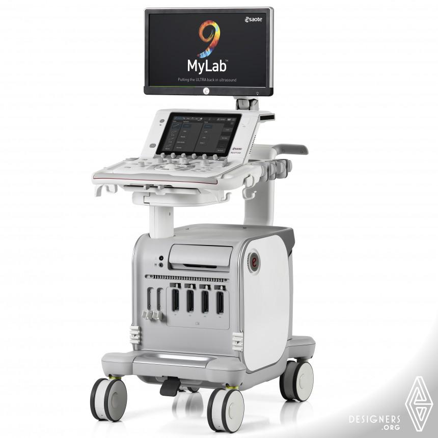 MyLab 9 Ultrasound system