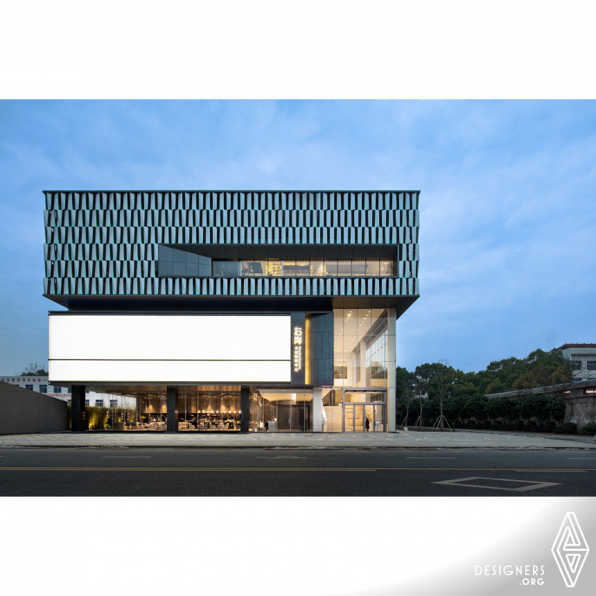 Changde YouArt Centre Exhibition space