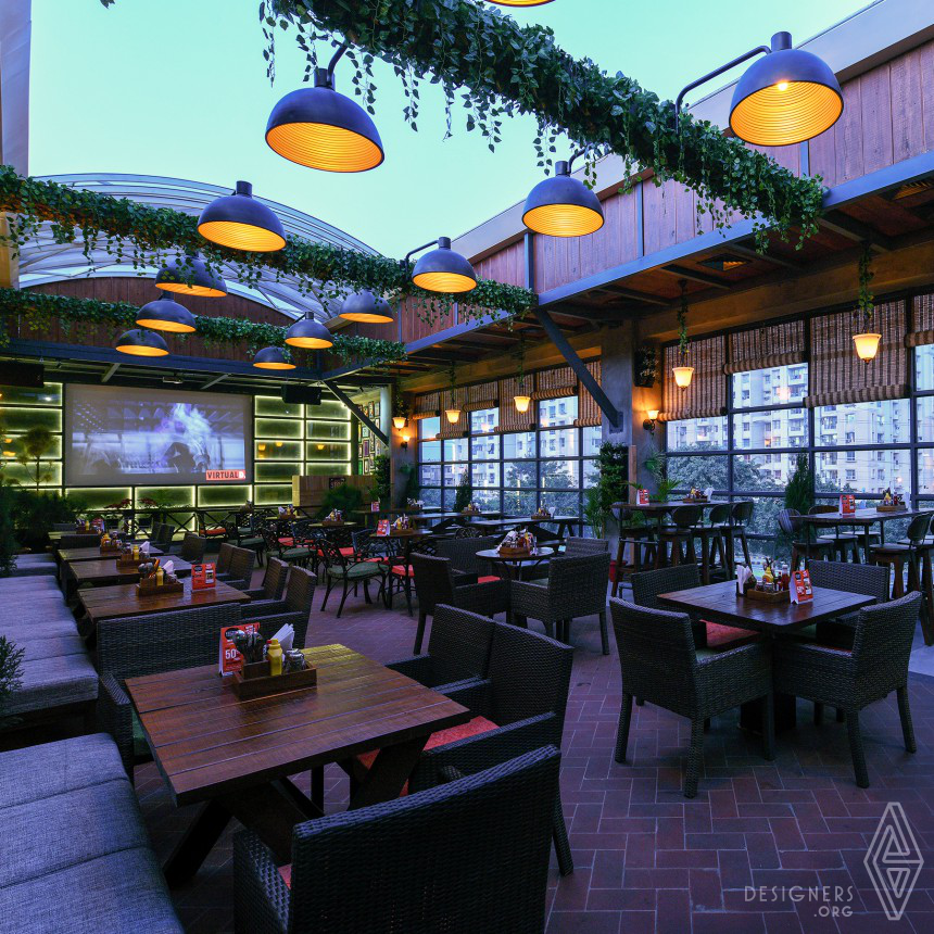 The GreenHouse Restaurant and bar Image