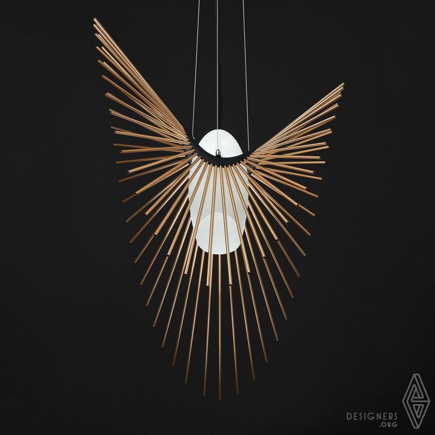 Inspirational Pendant Lamp Design