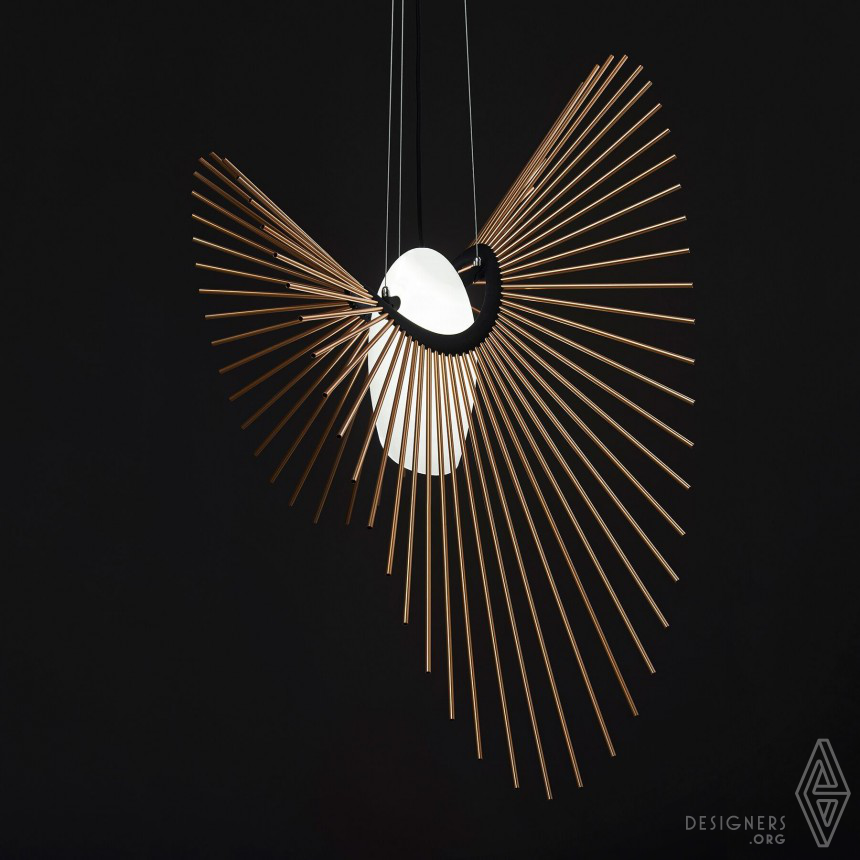 Space Pendant Lamp Image