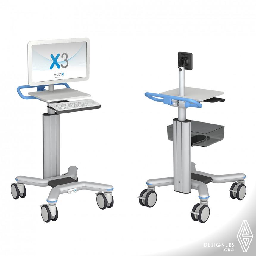 MULTIX Custom Medical Trolley Image