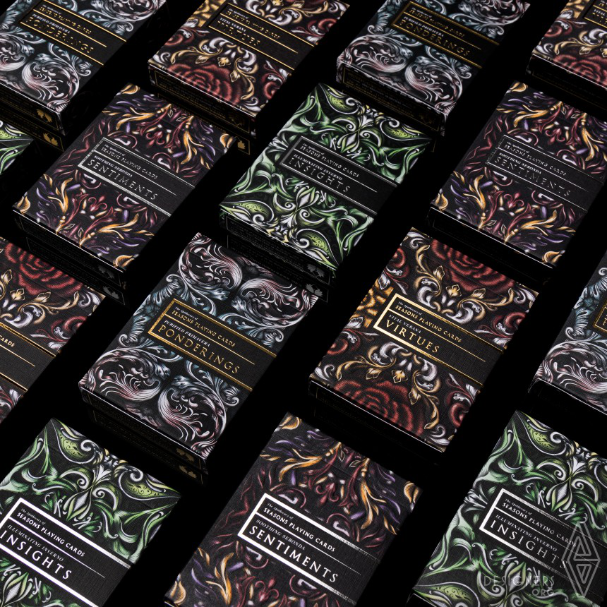 The Apothecary Playing Cards