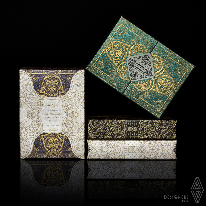 Inspirational Playing Cards Design