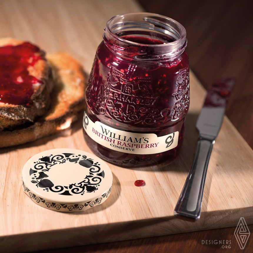 William's Conserve Jam Image