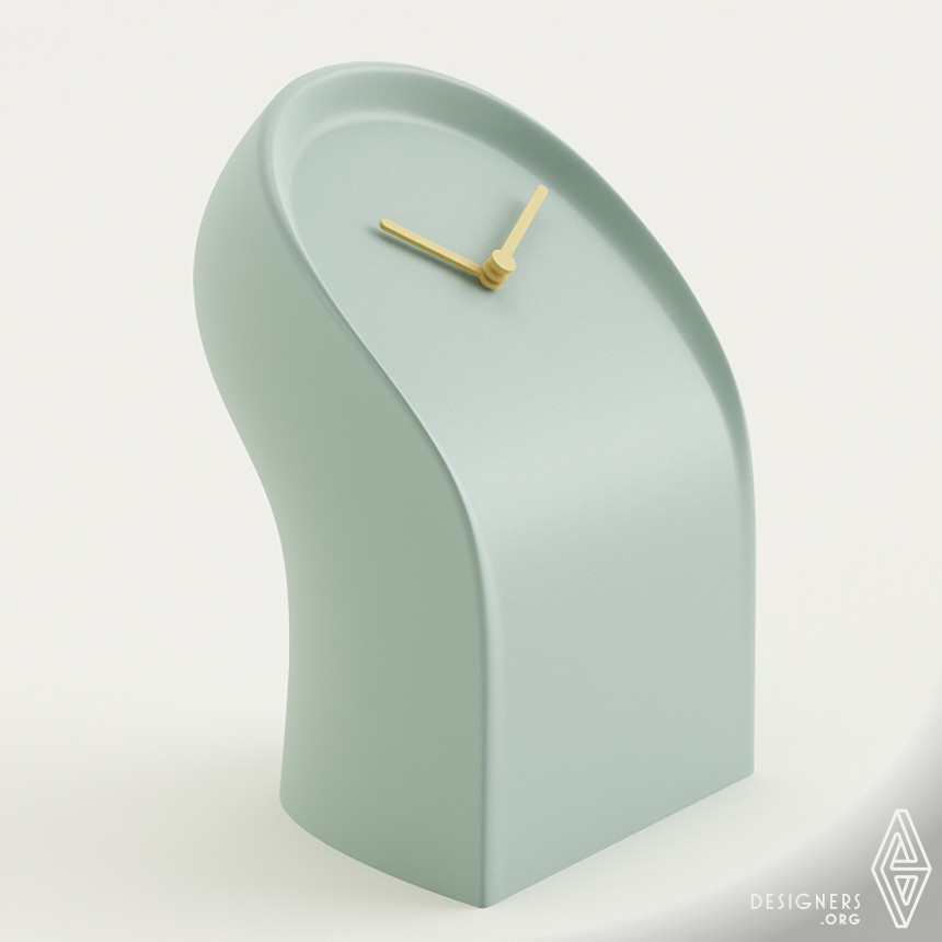 Osvaldo Table clock