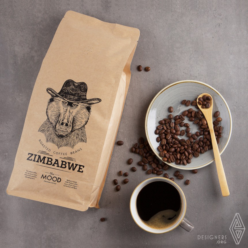 Inspirational Coffee Packaging Design