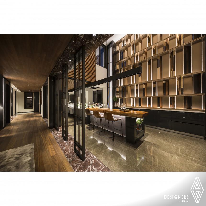 Nantong Landscape Under Heaven 86#Villa  Villa design