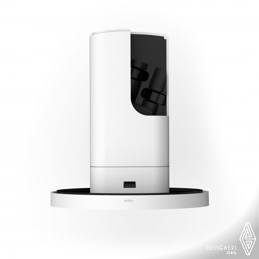 Flush Dali sensor Ceiling mount motion & presence detector