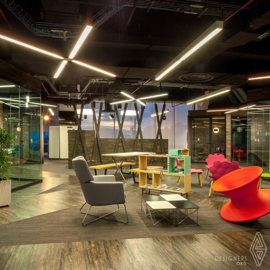 Axa Office Space