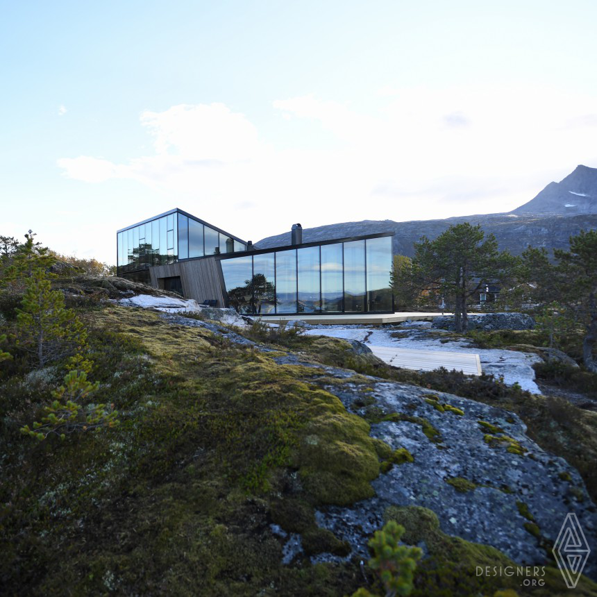 Efjord Cabin