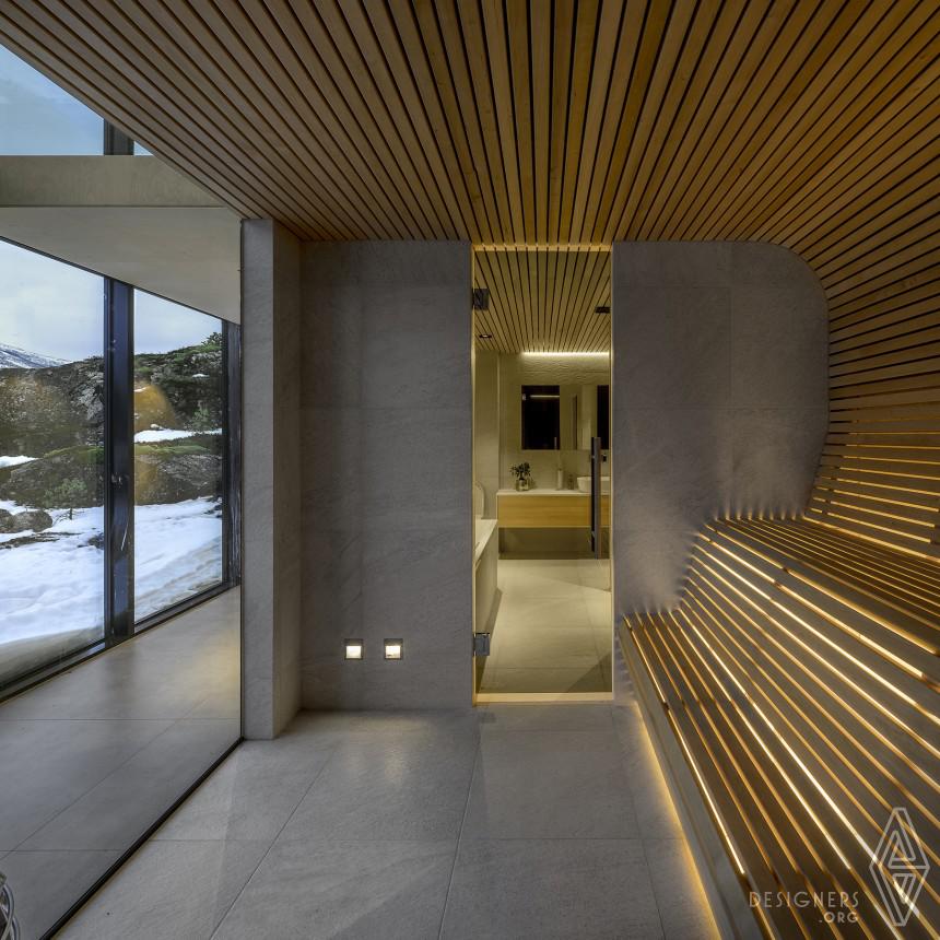 Efjord Cabin Image