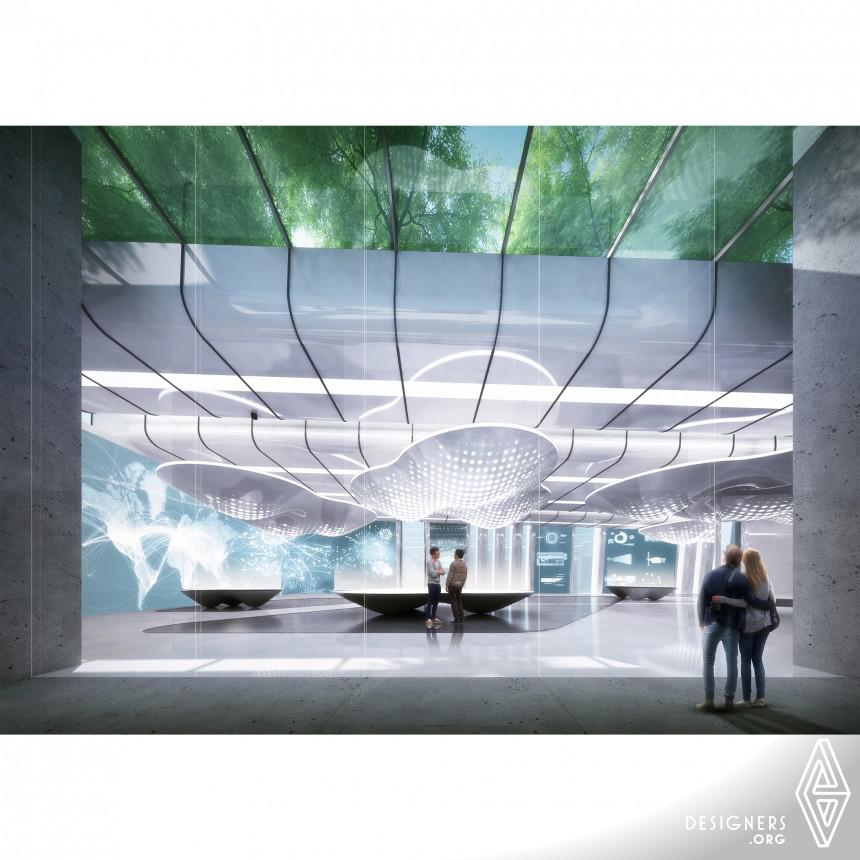 Inspirational Office for Aviators Design