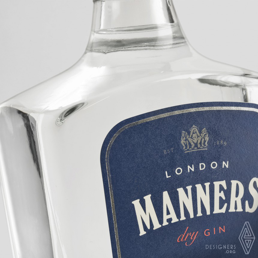 Inspirational Gin Bottle  Design