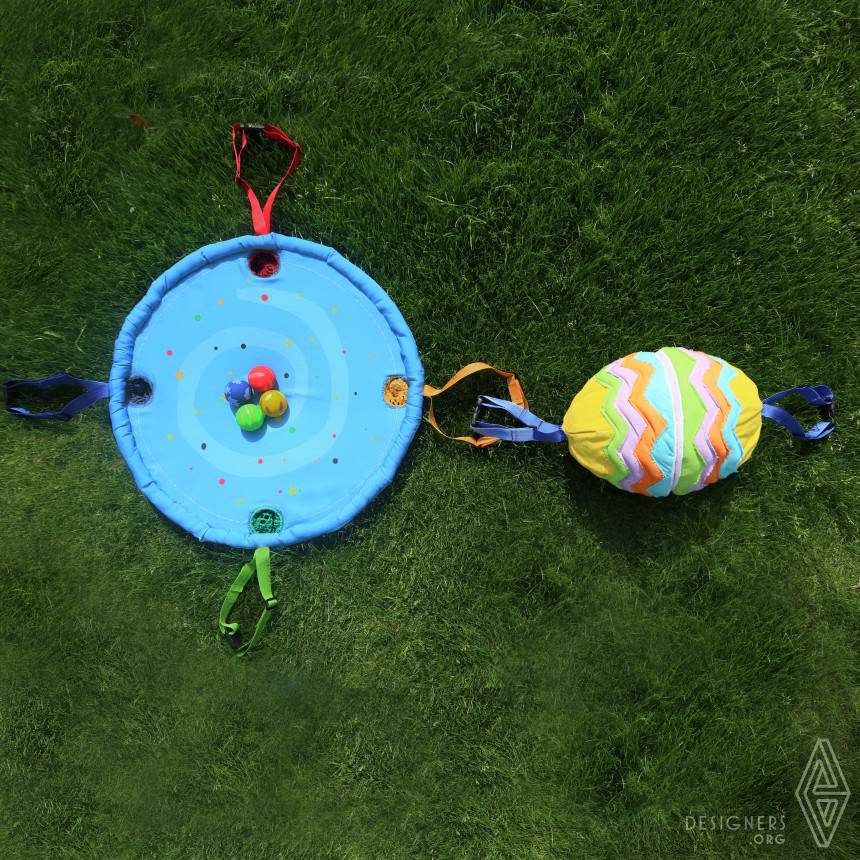 Asteroid going home & Go Left and Right Outdoor sports toys, balanced capacity