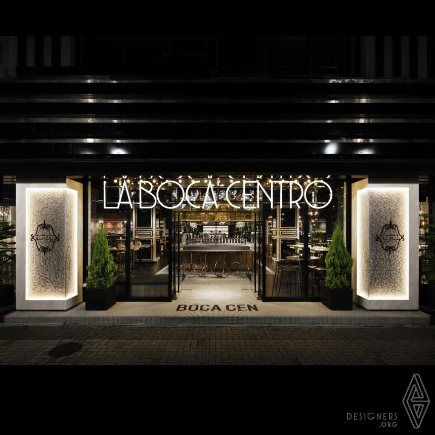 La Boca Centro Restaurant