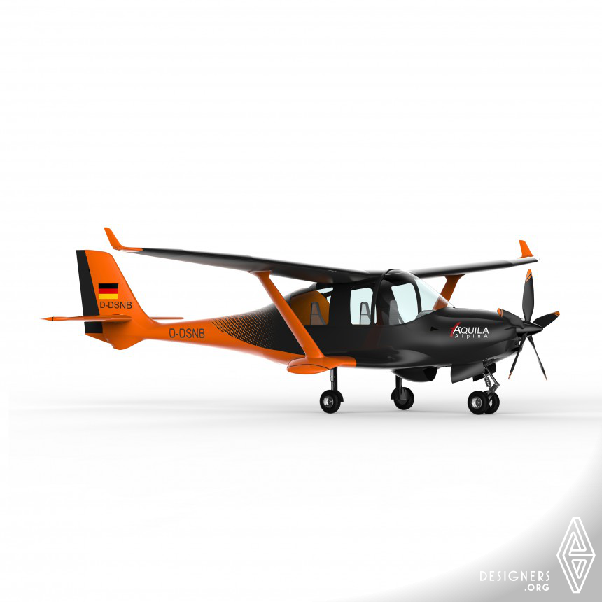 Alpina D-DSNB Private Airplane