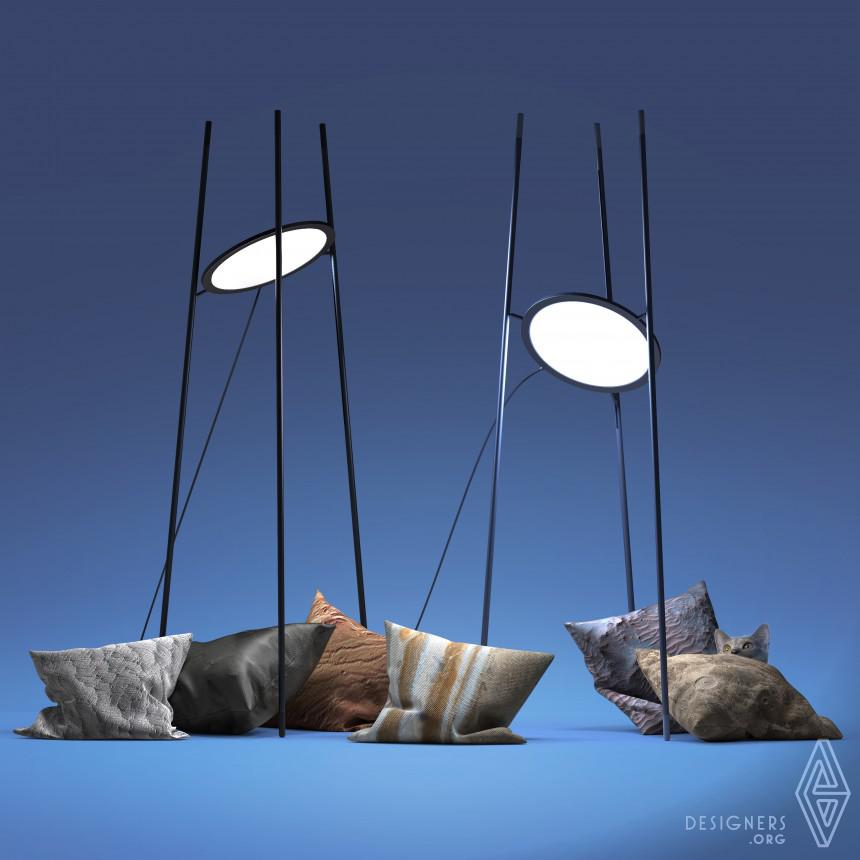 Martians Floor lamp