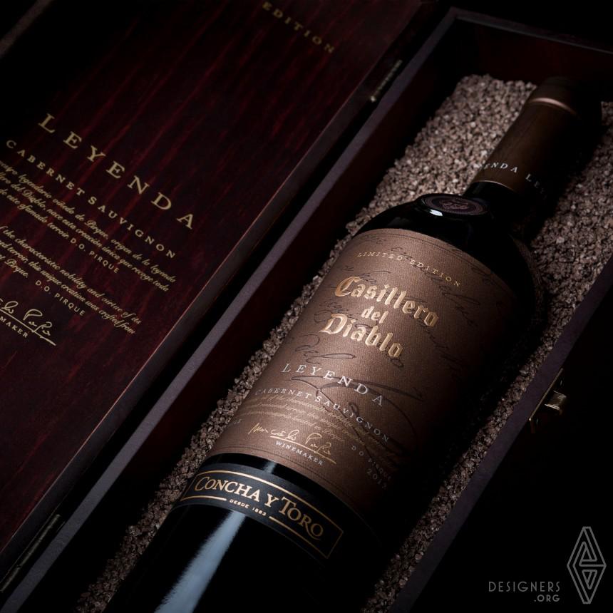 Leyenda Wine Packaging